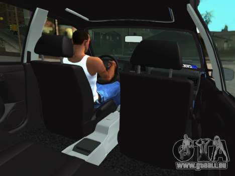 Volkswagen Passat B3 Variant für GTA San Andreas Rückansicht