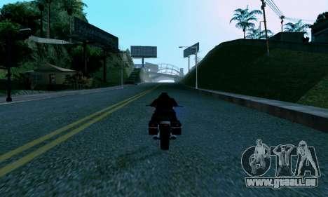 uM ENB pour la faiblesse du PC pour GTA San Andreas cinquième écran
