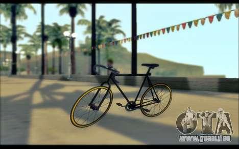 GTA V Fixter pour GTA San Andreas laissé vue