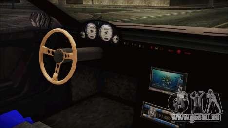 New Alpha Street für GTA San Andreas rechten Ansicht