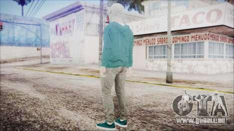 GTA Online Skin 21 für GTA San Andreas dritten Screenshot