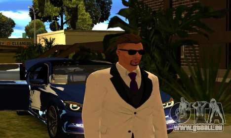 Mens Mega Pack pour GTA San Andreas troisième écran