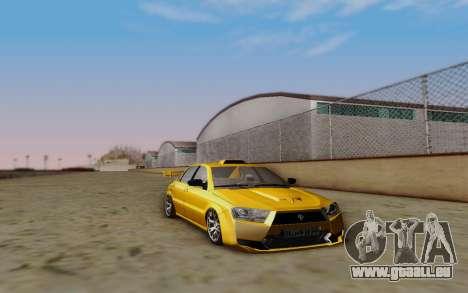 Ikco Dena Full Tuning für GTA San Andreas