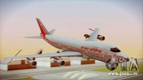Boeing 747-237Bs Air India Kanishka für GTA San Andreas
