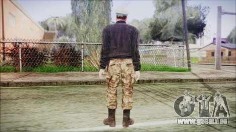 World In Conflict Lebdjev pour GTA San Andreas troisième écran