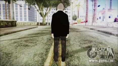 GTA Online Skin 25 pour GTA San Andreas troisième écran
