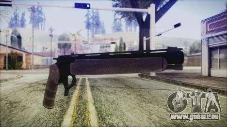 GTA 5 Marksman Pistol - Misterix 4 Weapons pour GTA San Andreas