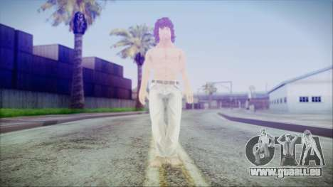 Rambo City Shirtless pour GTA San Andreas deuxième écran