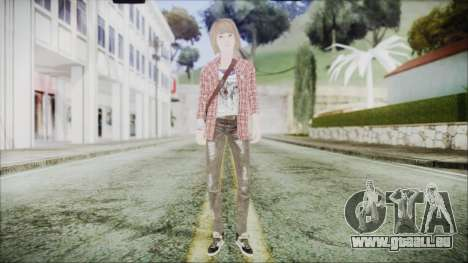 Life Is Strange Episode 3 Max Amber pour GTA San Andreas deuxième écran