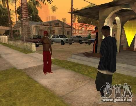 Bratki an der bar für GTA San Andreas