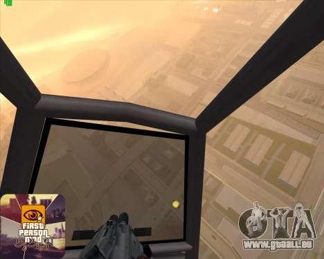 La folie dans l'état de San Andreas v1.0 pour GTA San Andreas onzième écran
