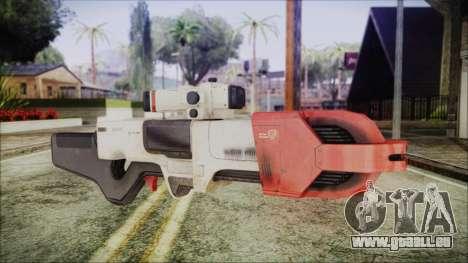 Fallout 4 Focused Institute Rifle pour GTA San Andreas