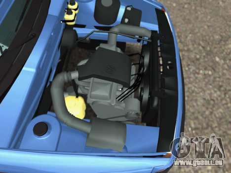 Volkswagen Passat B3 Variant für GTA San Andreas obere Ansicht
