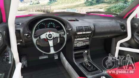 Honda Integra DC2 pour GTA 5