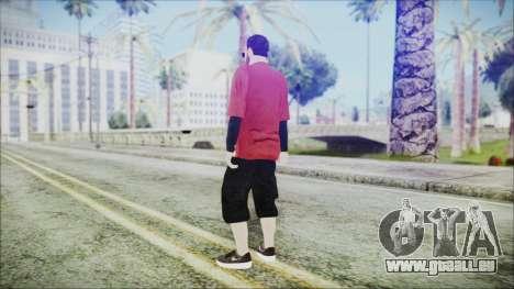 GTA Online Skin 27 für GTA San Andreas dritten Screenshot