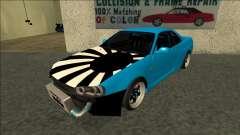Nissan Skyline R34 Drift
