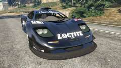 McLaren F1 GTR Longtail [Loctite]