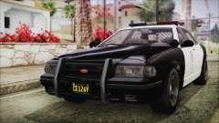 GTA 5 Vapid Stranier II Police Cruiser IVF