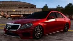 Mercedes-Benz S63 W222 AMG pour GTA 4