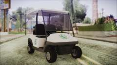 GTA 5 Golf Caddy