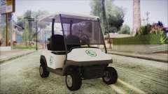 GTA 5 Golf Caddy