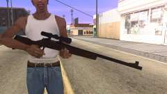 Remington 700 HD für GTA San Andreas