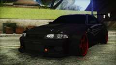Nissan Skyline R33 Widebody v2.0