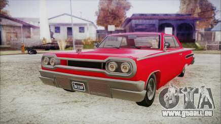 GTA 5 Declasse Clean Voodoo Bobble Version für GTA San Andreas