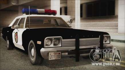 Dodge Monaco 1974 LSPD pour GTA San Andreas