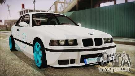 BMW M3 E36 Frozen pour GTA San Andreas