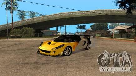 Lotus Elise 111s Tunable für GTA San Andreas