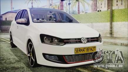 Volkswagen Polo 1.2 TSI pour GTA San Andreas