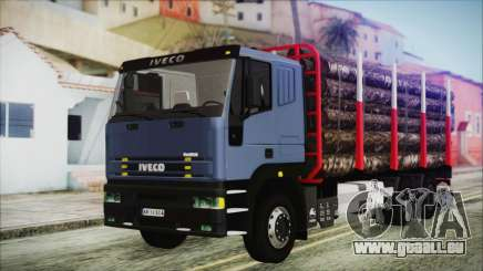 Iveco EuroTech Forest für GTA San Andreas