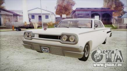 GTA 5 Declasse Clean Voodoo Hydra Version für GTA San Andreas