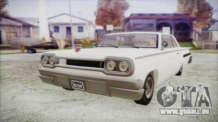 GTA 5 Declasse Clean Voodoo Hydra Version pour GTA San Andreas