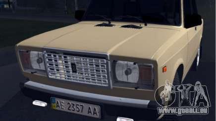 Ваз 21074 Beige Beauté pour GTA San Andreas