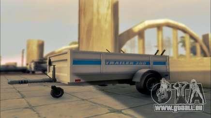 GTA V-Dienstprogramm Anhänger für GTA San Andreas