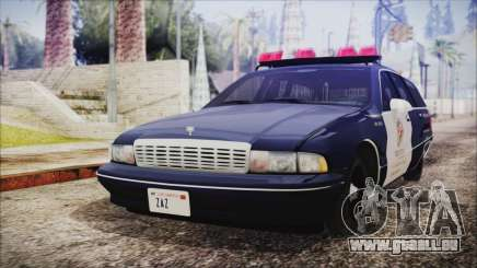Chevrolet Caprice Station Wagon 1993-1996 LSPD für GTA San Andreas