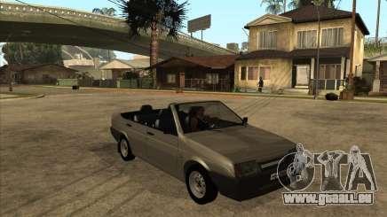 VAZ 21099 Cabrio für GTA San Andreas