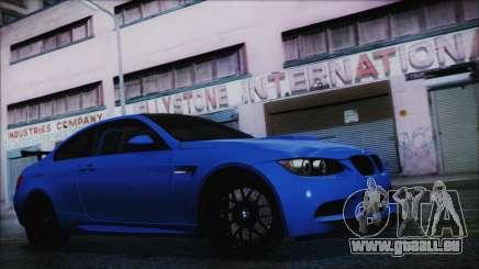 BMW M3 GTS 2011 HQLM pour GTA San Andreas