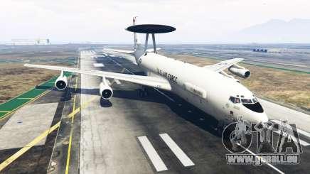 Boeing E-3 Sentry für GTA 5