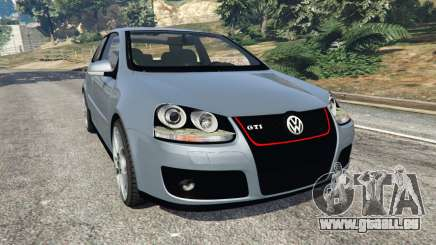 Volkswagen Golf Mk5 GTI 2006 pour GTA 5