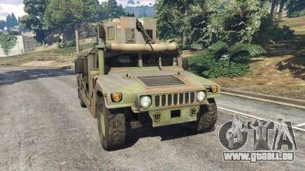 HMMWV M-1116 [woodland] für GTA 5