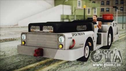 BF3 Push Car pour GTA San Andreas