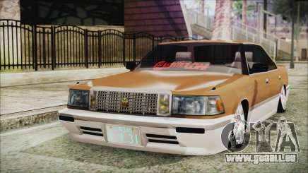 Toyota Crown VIP für GTA San Andreas