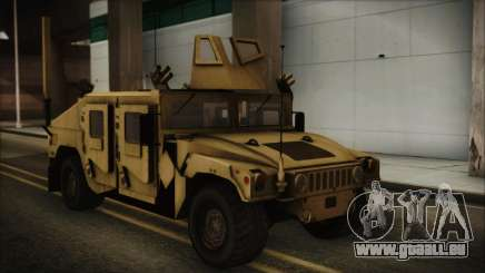 HMMWV Patriot für GTA San Andreas