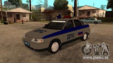 VAZ 2110 DPS pour GTA San Andreas