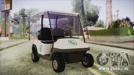 GTA 5 Golf Caddy pour GTA San Andreas