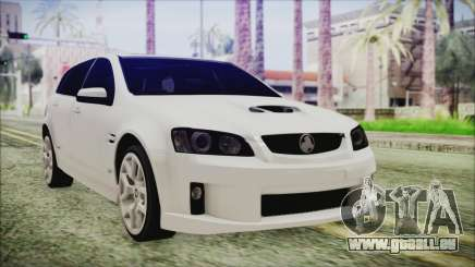 Holden Commodore VE Sportwagon 2012 für GTA San Andreas