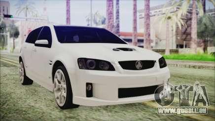 Holden Commodore VE Sportwagon 2012 pour GTA San Andreas